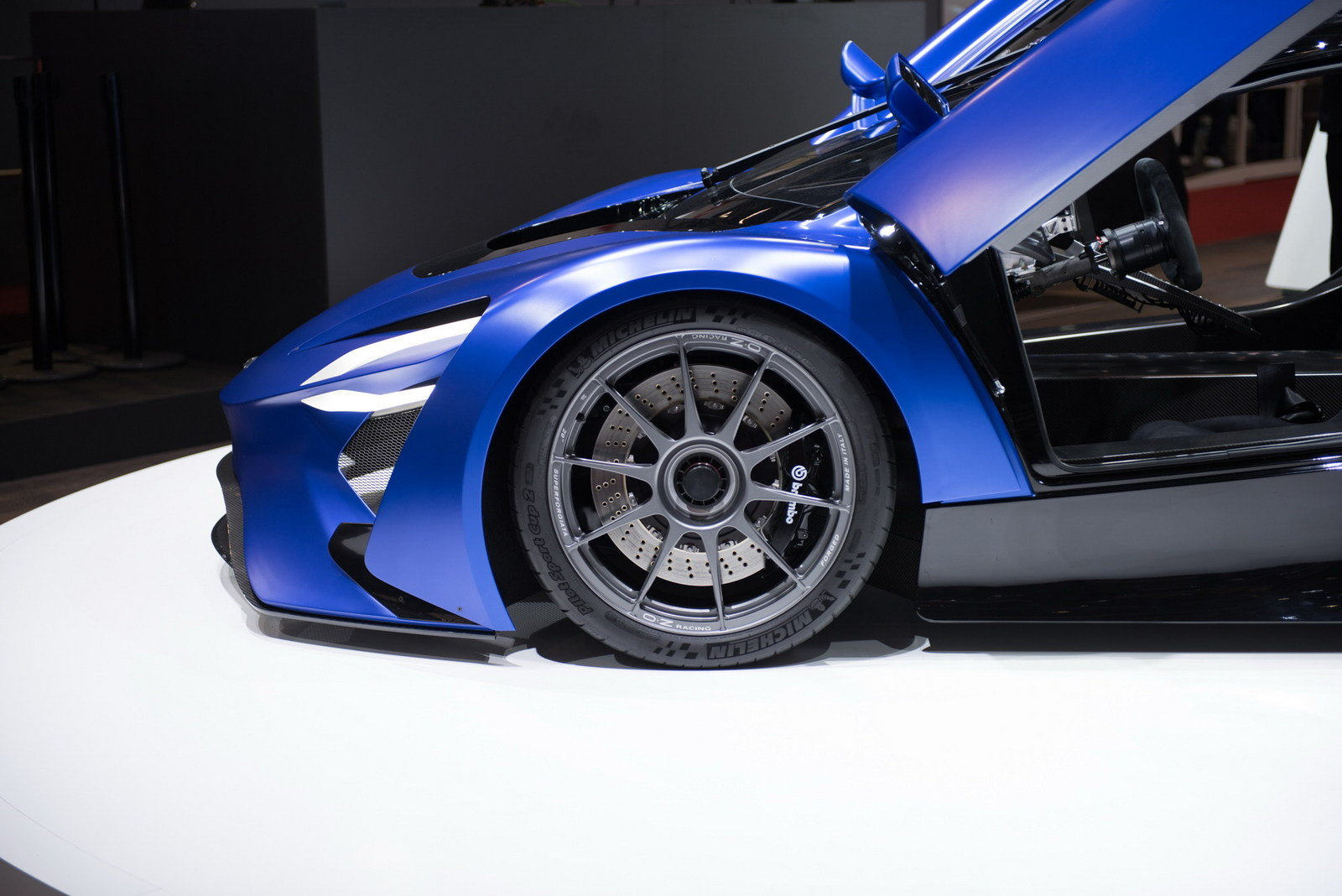 2016 Techrules At96 Trev Supercar Concept: 2016 Techrules AT96 TREV - Picture 668531