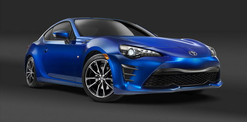 2017 Toyota 86 High Resolution Exterior - image 669801