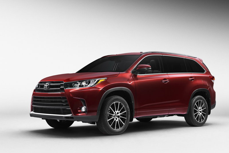 2017 Toyota Highlander Wallpaper quality - image 669311