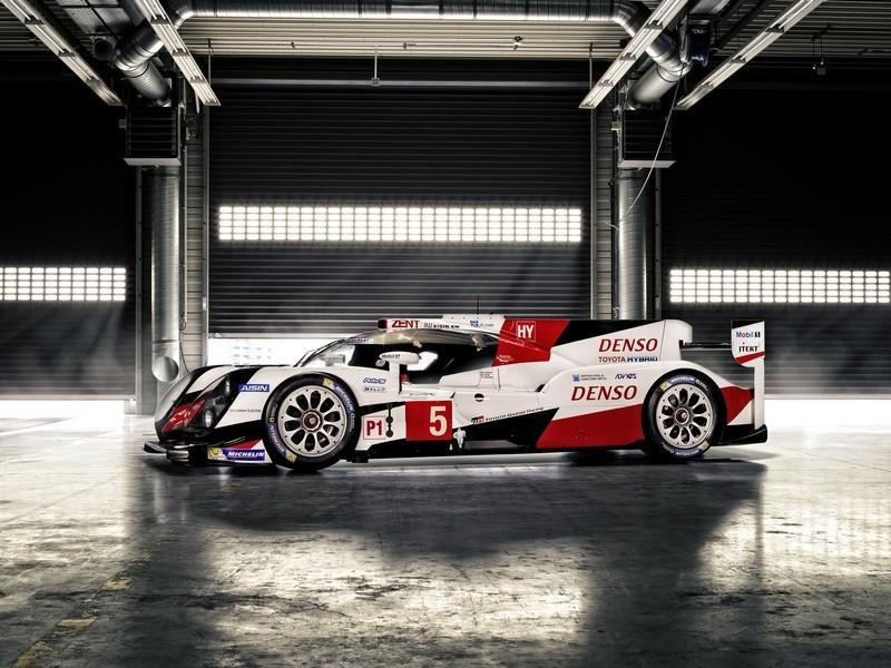 Toyota Boss Shoots For Porsche's Overall Nürburgring-Nordschleife Record