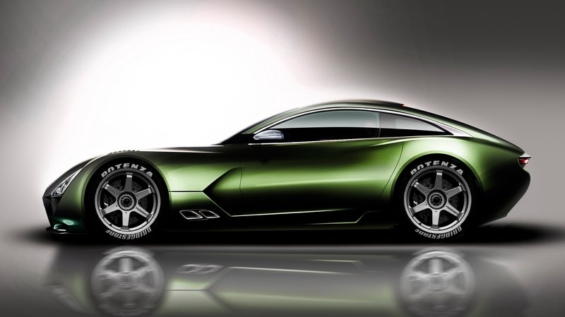 TVR To Open Production Facility In Wales