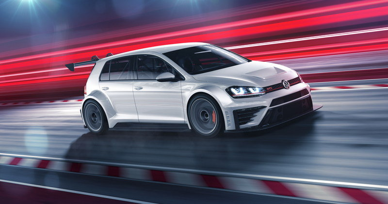 2016 Volkswagen Golf GTI TCR High Resolution Exterior - image 668890