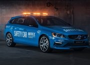 Volvo V60 Polestar Is The New WTCC Safety Car - image 671064