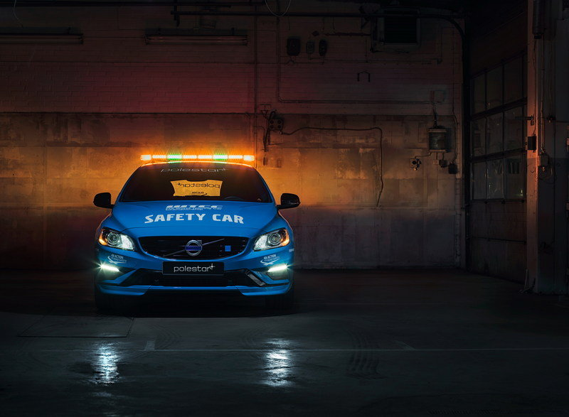 Volvo V60 Polestar Is The New WTCC Safety Car High Resolution Exterior - image 671031