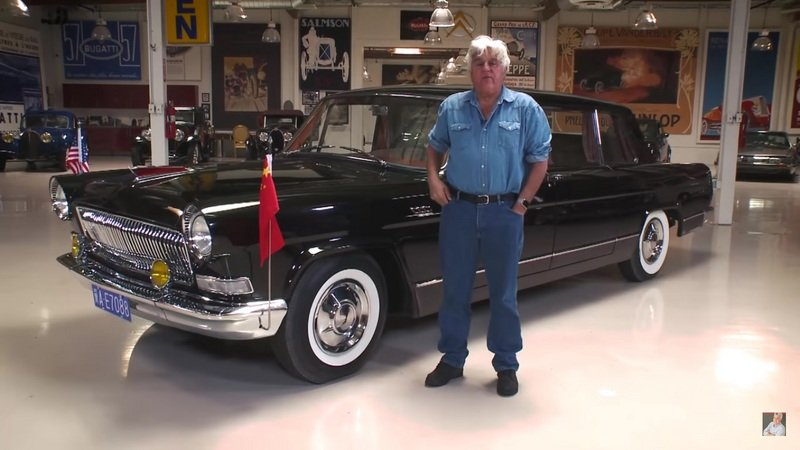 1978 Hongqi CA770 Leaves Jay Leno Stumped: Video