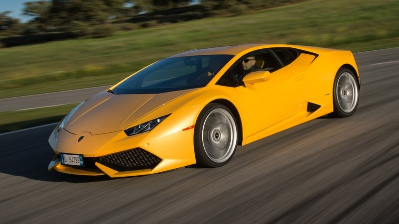 One Man Rented a Lambo and Racked up $50k in Fines Over Just Four Hours