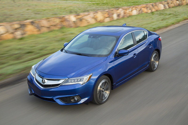 2016 - 2017 Acura ILX High Resolution Exterior - image 672341