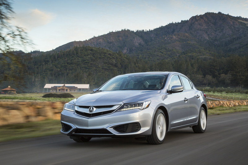 2016 - 2017 Acura ILX High Resolution Exterior Wallpaper quality - image 672432