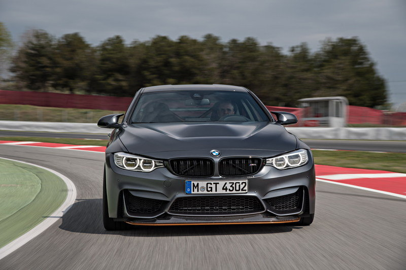 2016 Bmw M4 Gts Top Speed
