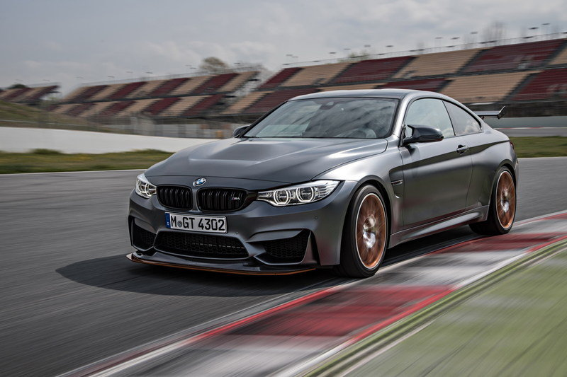 2016 BMW M4 GTS High Resolution Exterior - image 672785