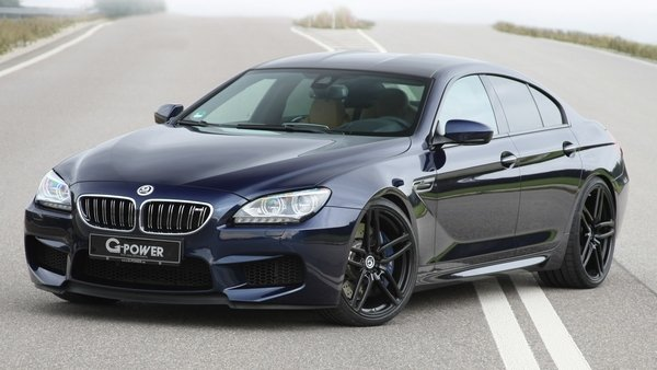 2016 bmw m6 gran coupe by g power review top speed. Black Bedroom Furniture Sets. Home Design Ideas