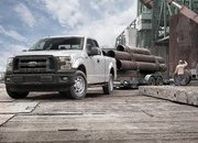 2016 Ford F-150 Wins Top Safety Pick, Other Trucks Fall Short - image 672502