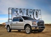 2016 Ford F-150 Wins Top Safety Pick, Other Trucks Fall Short - image 672500
