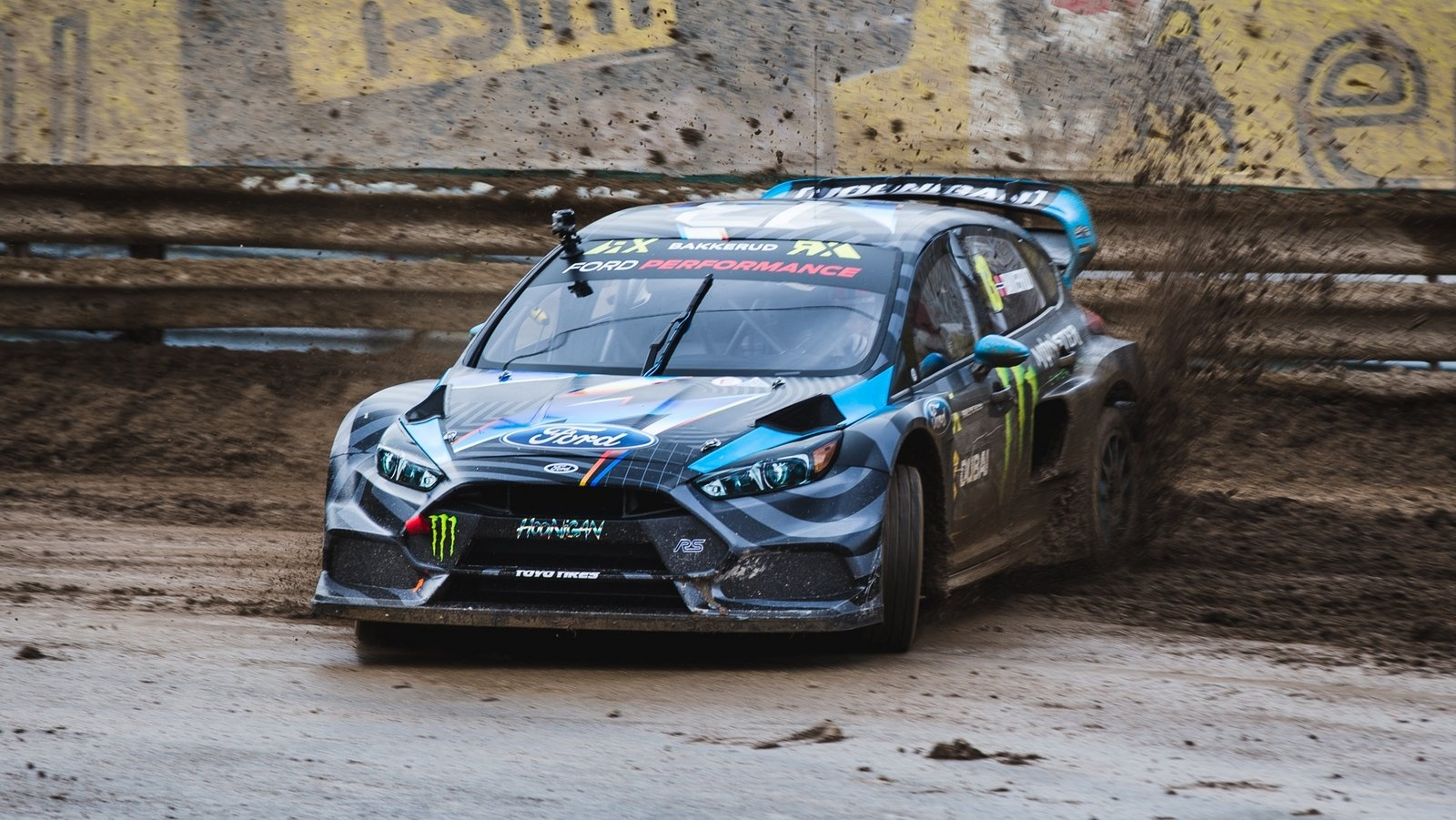 & 2016 Ford Focus RS RX By Hoonigan Racing Review - Top Speed markmcfarlin.com