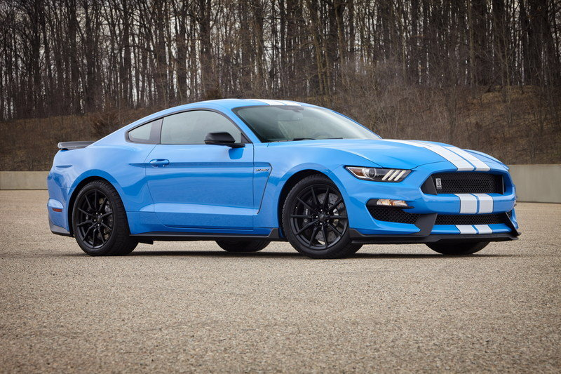 2016 - 2017 Ford Shelby GT350 Mustang High Resolution Exterior - image 671837