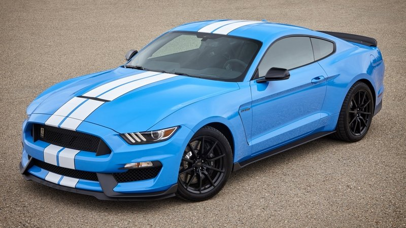 If you Missed the Chance to Get a 2017 Shelby GT350 Mustang, We've got Good News for You!