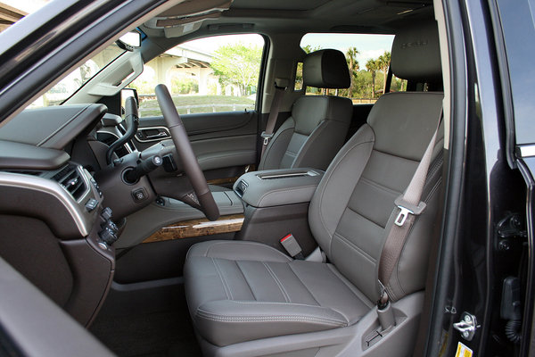 2016 gmc yukon xl denali driven truck review top speed. Black Bedroom Furniture Sets. Home Design Ideas