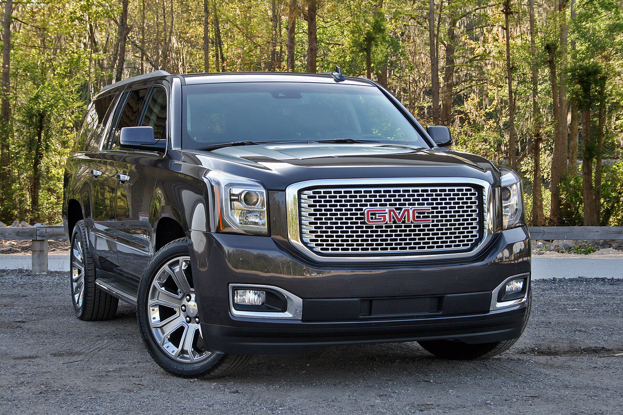 2016 Gmc Yukon Xl Denali Driven Picture 674408 Truck