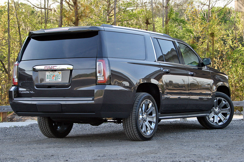 Gmc Yukon Photos Pictures Pics Wallpapers Top Speed