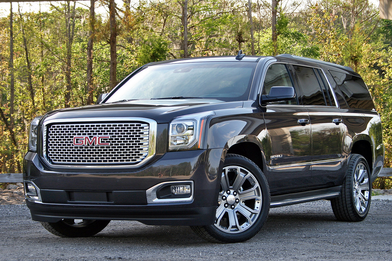 2016 gmc yukon xl denali driven picture 674414 truck review top speed. Black Bedroom Furniture Sets. Home Design Ideas