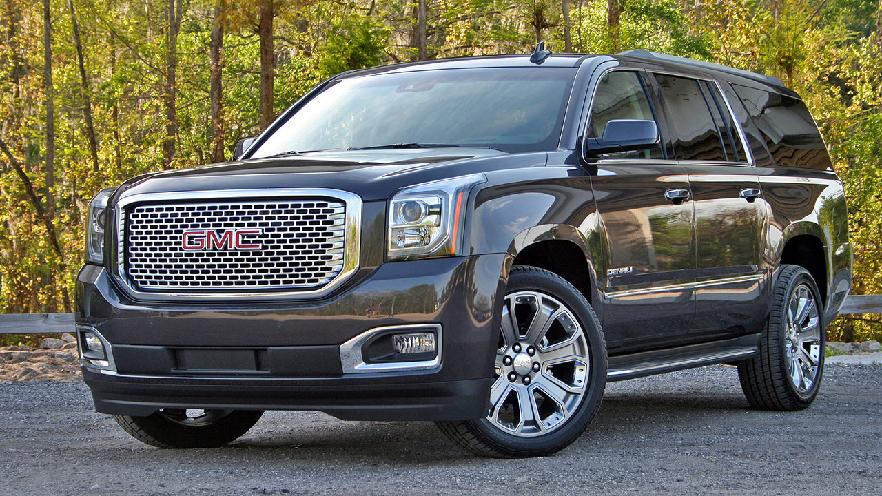 2016 gmc yukon xl denali driven picture 674406 truck. Black Bedroom Furniture Sets. Home Design Ideas