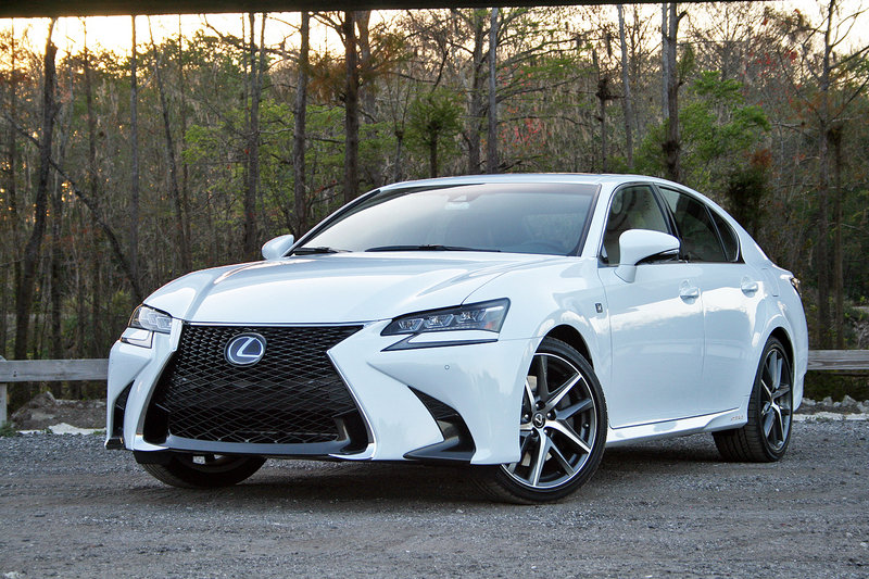 2016 Lexus GS 450h F Sport – Driven High Resolution Exterior - image 672262