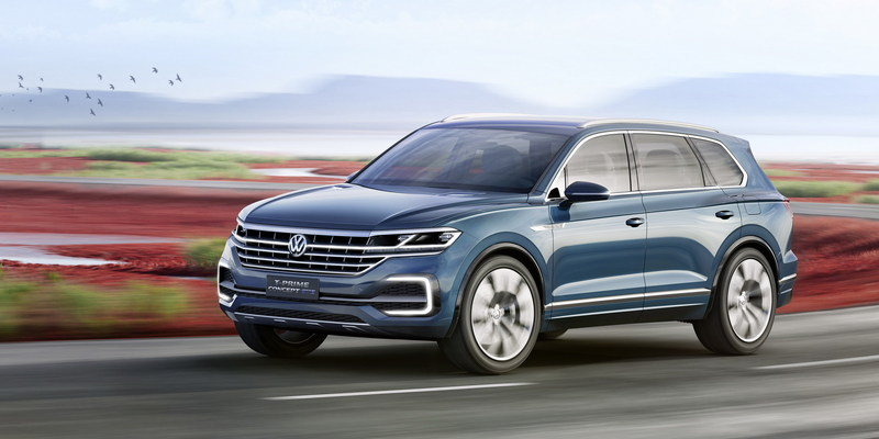 2016 Volkswagen T-Prime Concept GTE High Resolution Exterior - image 674008