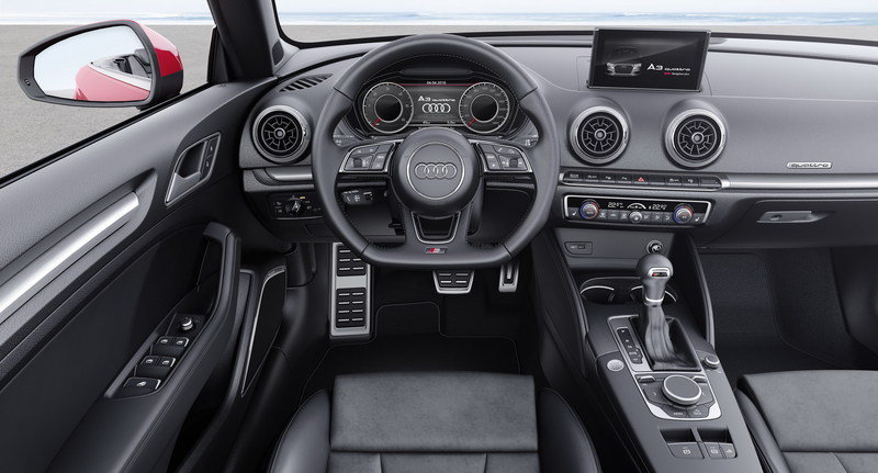 2017 - 2018 Audi A3 Convertible High Resolution Interior - image 671814