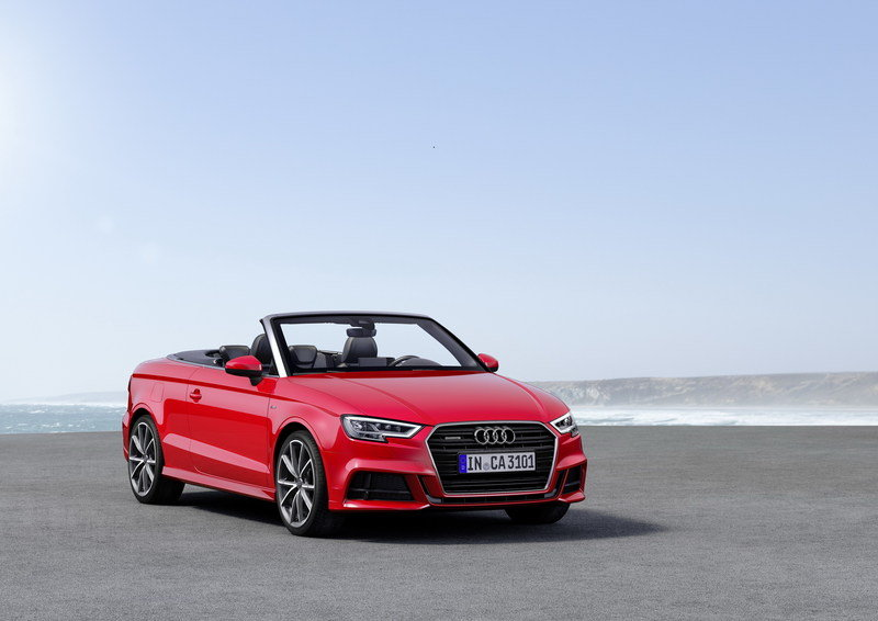 2017 - 2018 Audi A3 Convertible High Resolution Exterior - image 671806