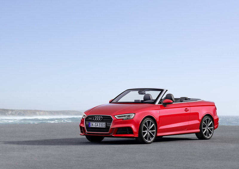 2017 - 2018 Audi A3 Convertible High Resolution Exterior - image 671807