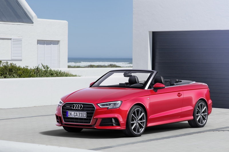 2017 - 2018 Audi A3 Convertible High Resolution Exterior - image 671808