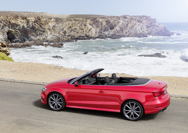 2017 - 2018 Audi A3 Convertible High Resolution Exterior - image 671809