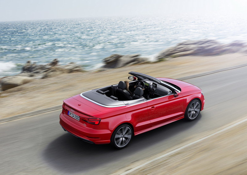 2017 - 2018 Audi A3 Convertible High Resolution Exterior Wallpaper quality - image 671810