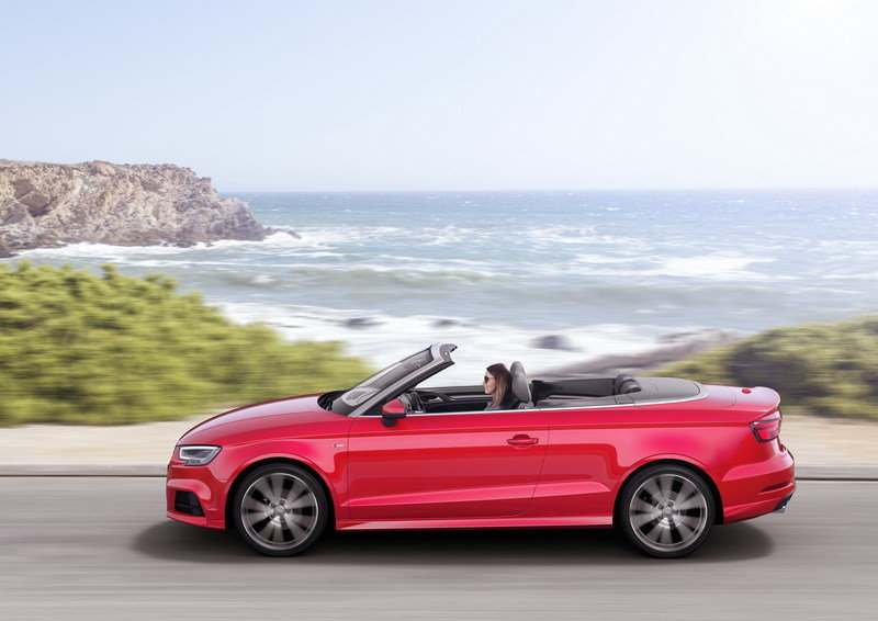 2017 - 2018 Audi A3 Convertible High Resolution Exterior - image 671811