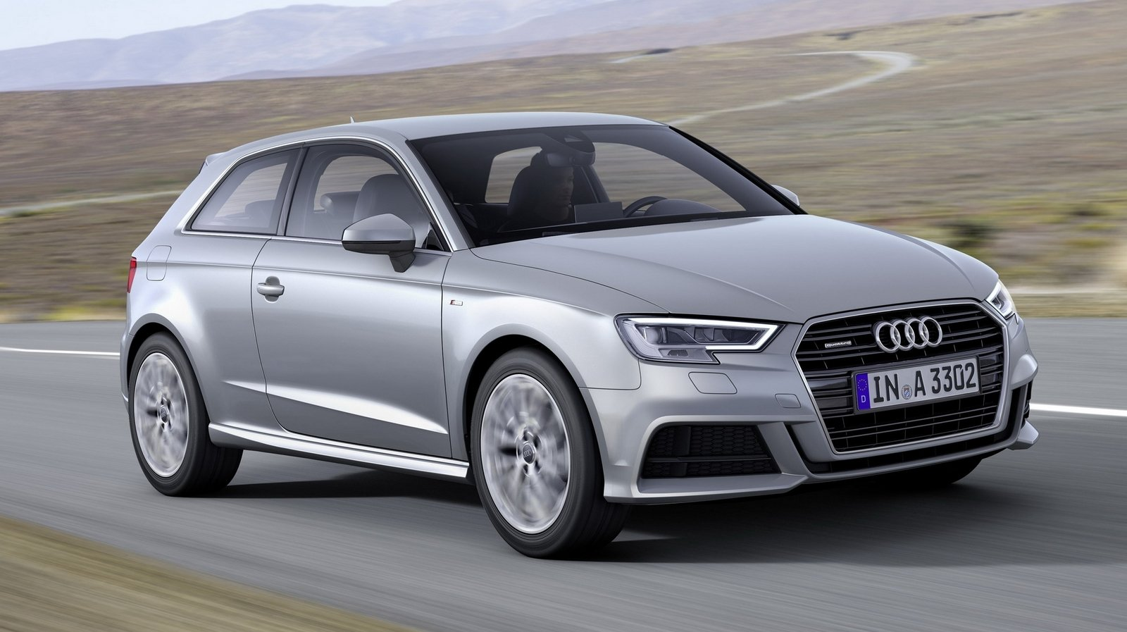 Audi A Hatchback Review Top Speed - Audi car 04