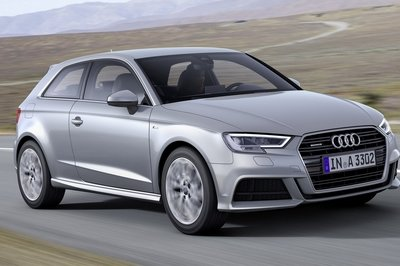 2017 Audi A3 Hatchback Top Speed