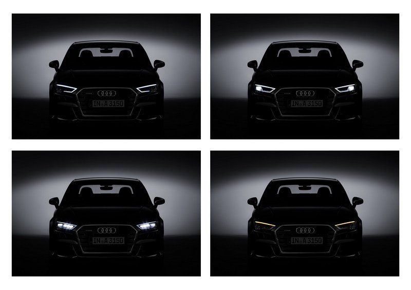 2017 - 2018 Audi A3 Sedan High Resolution Exterior - image 671744