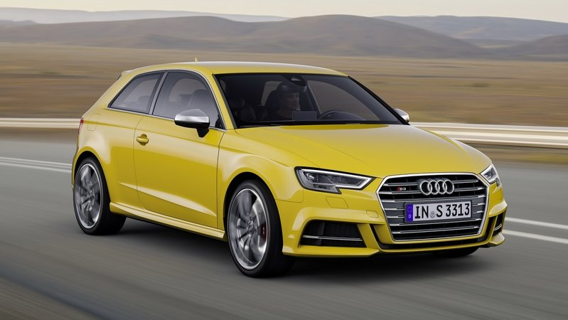 audi s3 latest news reviews specifications prices. Black Bedroom Furniture Sets. Home Design Ideas