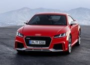 Wallpaper of the Day: 2017 Audi TT-RS - image 673809