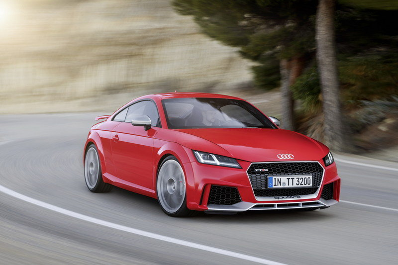 2017 Audi TT-RS High Resolution Exterior - image 673815