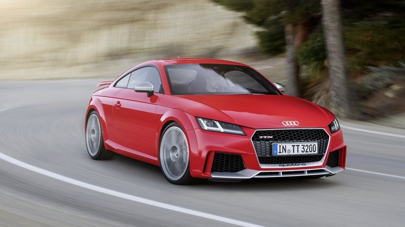 2017 Audi TT-RS High Resolution Exterior - image 674034