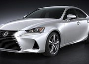 A New Lexus IS Is Coming in 2021, and the IS 500 Will Be a Bittersweet Surprise - image 673915