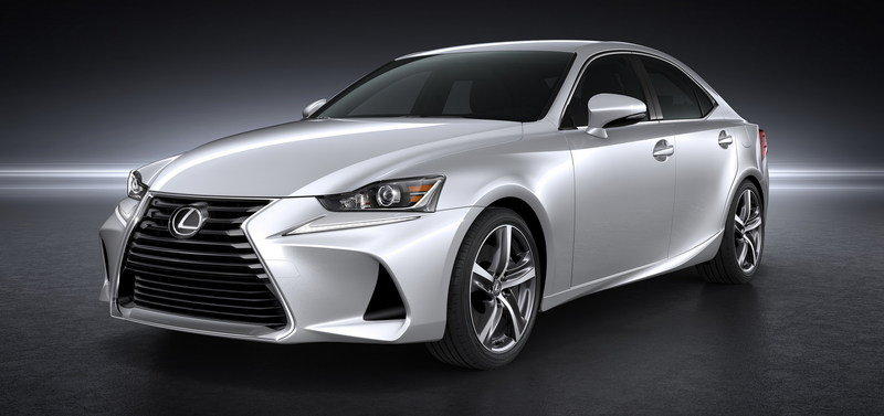 The 2021 Lexus IS Could Inherit the 2020 Toyota Supra's BMW-Sourced Inline-Six
