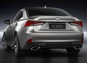 A New Lexus IS Is Coming in 2021, and the IS 500 Will Be a Bittersweet Surprise - image 673920