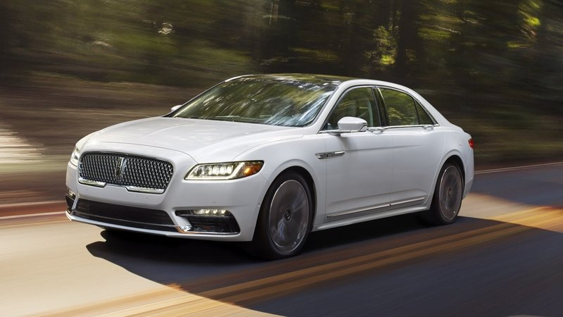 2017 Lincoln Continental Garnering Strong Interest From Would-Be Customers