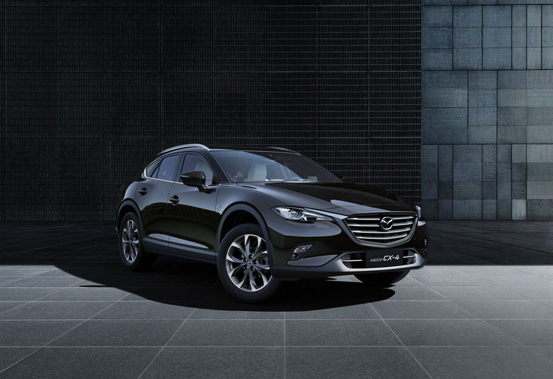 2017 Mazda CX-4 High Resolution Exterior - image 673948