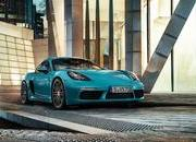 The Next-Gen Porsche 718 EV Could Be More Powerful than the Current Cayman GTS; Should Arrive in 2023 - image 673766