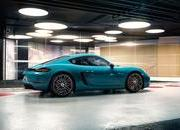 The Next-Gen Porsche 718 EV Could Be More Powerful than the Current Cayman GTS; Should Arrive in 2023 - image 673768