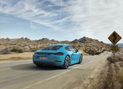 The Next-Gen Porsche 718 EV Could Be More Powerful than the Current Cayman GTS; Should Arrive in 2023 - image 673778