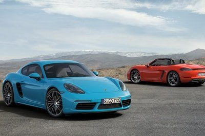 The Fate of the Porsche 718 Draws Near As Porsche's Decision Makers Weigh Options